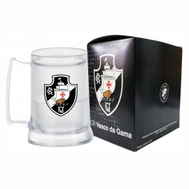 Caneca Gel Incolor 400ml Escudo